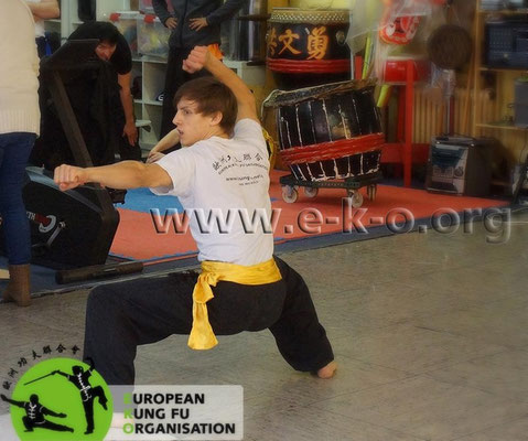 Kung Fu Köln Cup: Kung Fu Formen Wettkampf in der Jing Wu Köln