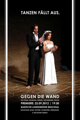 GEGEN DIE WAND: Markus Hennes, Andrea Nistor