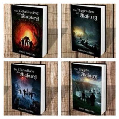 Eine tolle Fantasy-Reihe für Groß und Klein