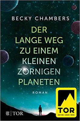 Mein erster Sci-Fi Roman. Volltreffer! Ich liebe dieses Buch...