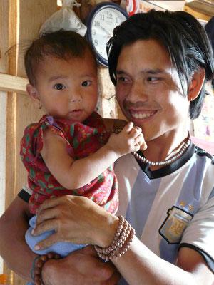 Der junge Lehrer und sein Sohn