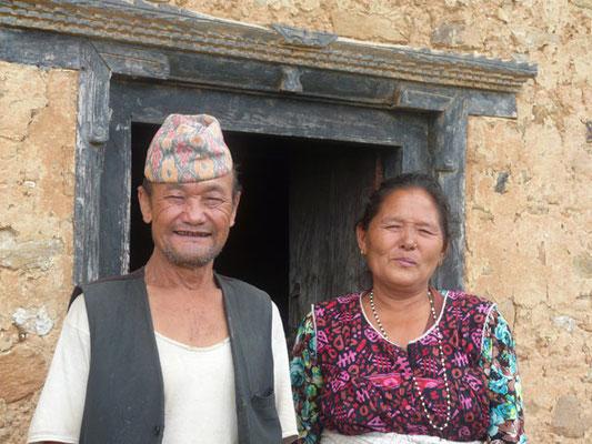 Renu's Eltern