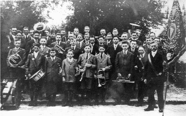 Fanfare 1922