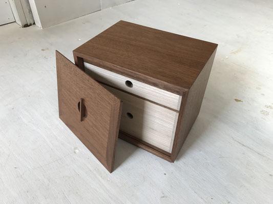 茶人の箱/倹飩スタイル/八ヶ岳の家具工房ZEROSSOの茶道具