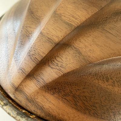 蓋物新作「銀の月」、FUTAMONO-YA。陶芸家森下真吾&木工家清水泰のコラボレーション。八ヶ岳の家具工房ZEROSSOの創作家具、注文家具、モダンなお仏壇、キャビネット、オリジナルの茶道具、アート作品。