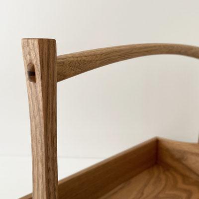 おかもち・2021年モデル・ZEROSSO。家具工房ZEROSSOの注文家具、オーダーメイド家具、キャビネット、お仏壇、各種家具、木の小物、茶道具、アート作品、異素材とのコラボレーション作品。