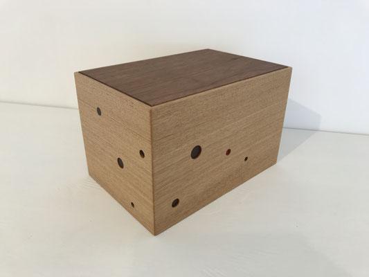 茶人の箱/八ヶ岳の家具工房ZEROSSOの茶道具
