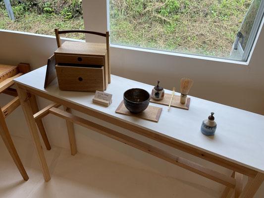 Gallery ZEROSSO。オープンギャラリー3DAYSのイベント開催。家具工房ZEROSSOのオーダーメイド家具。