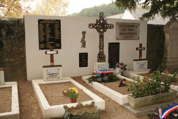 Enclos militaire - Tombe du Soldat Inconnu