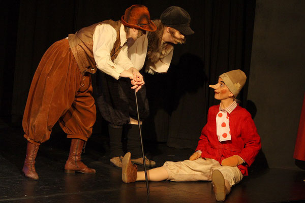 Pinocchio | Papageno Musiktheater FFM