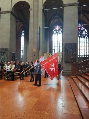 Hochamt im Dom als Festamt zum 100-jährigen Bestehen des Caritas-Verbandes der Diözese Mainz