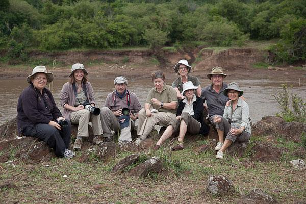 Mara - Kenya décembre 2014