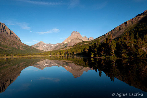 Swifcurrent lake, Glacier National Park