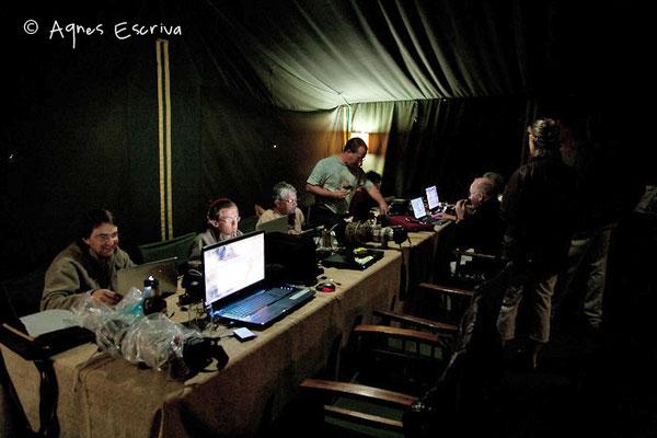 Camp de MPS - Masaï Mara, Kenya, août 2011