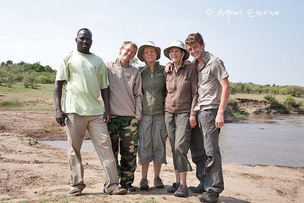 Masaï Mara, Kenya, août 2011