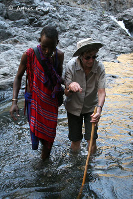 Lac Natron - Tanzanie novembre 2007