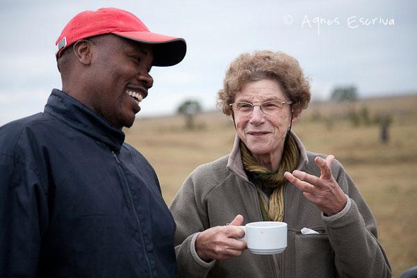 Mother et Abou - Masaï Mara, Kenya - février 2011