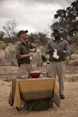 Timbavati avec Chad et Difference - Afrique du Sud, octobre 2016