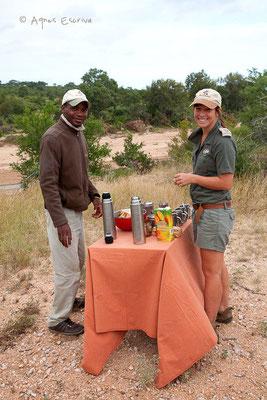 Petros et Andrea, Timbavati, Afrique du Sud, février 2012