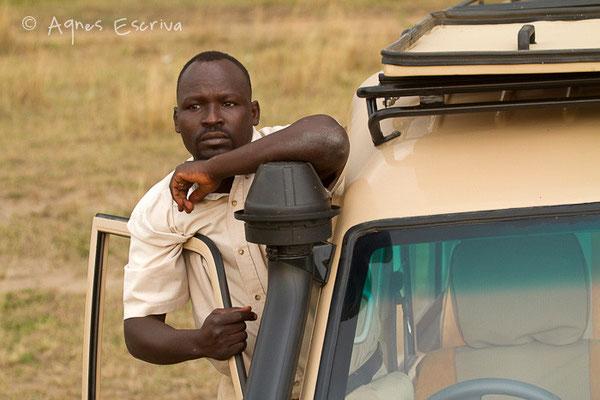 Simon - Masaï Mara, Kenya - février 2011