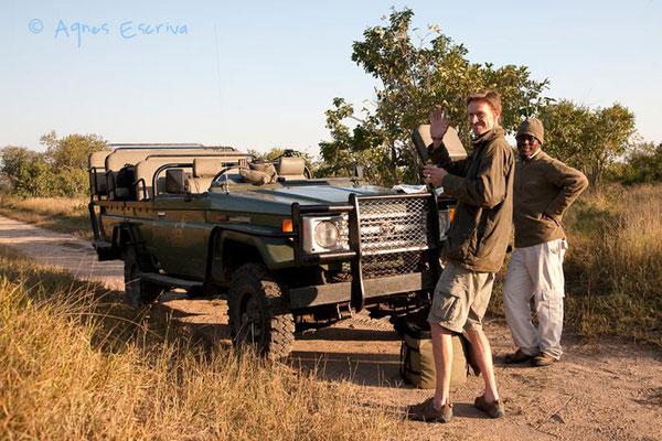 Djuma - Afrique du Sud, mai 2010