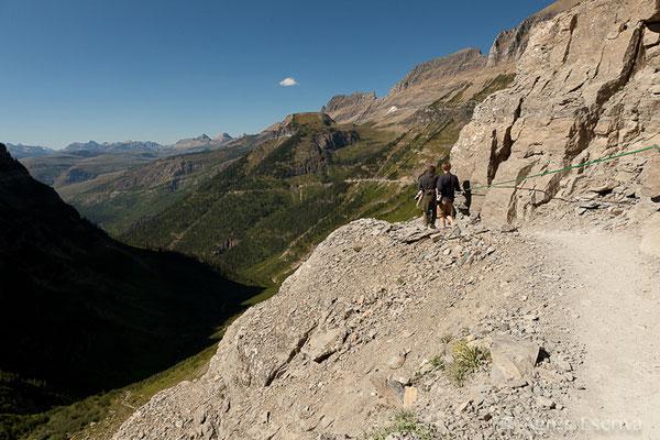 Parc National de Glacier, Etats-Unis, Août 2013