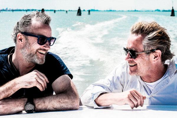 Op stap met Guy Olivier in Venetië