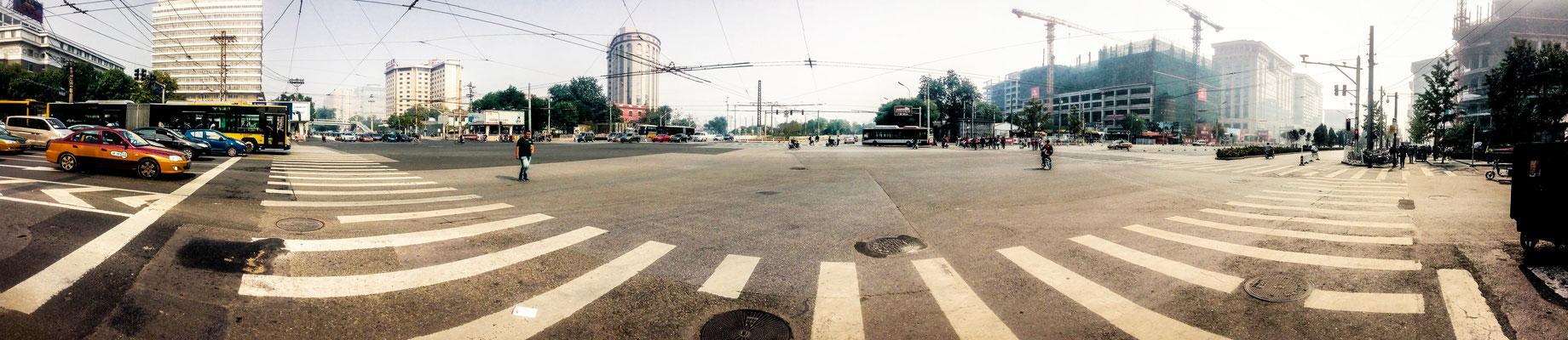 Beijing Crossroads