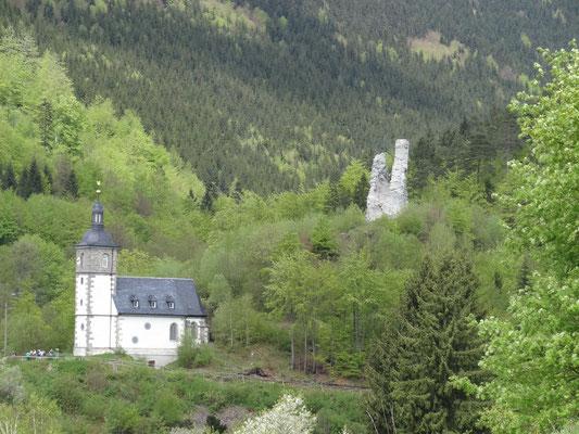 Kirche am Walde