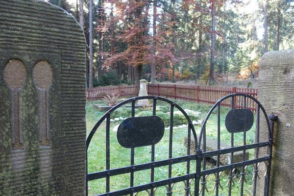 Waldfriedhof Glücksthal