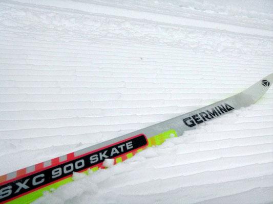Skatingeldorado Schiefergebirgsplateau - Eben schneesicher
