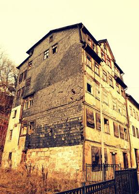 Altes Verlegerhaus in Sonneberg