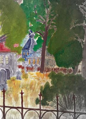 Meschenbacher Friedhof