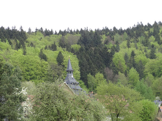 Kirche im Walde