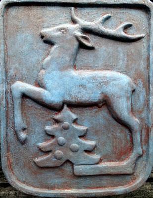 Wappen von Lauscha