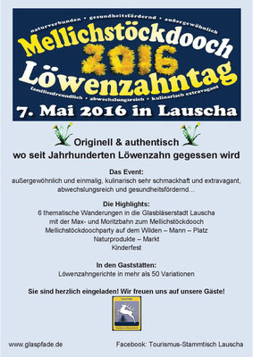 MSD am 7. Mai 2016 in Lauscha