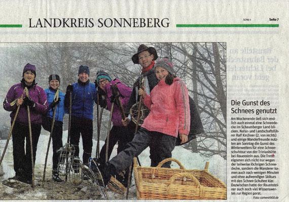Presse: Freies Wort 2014