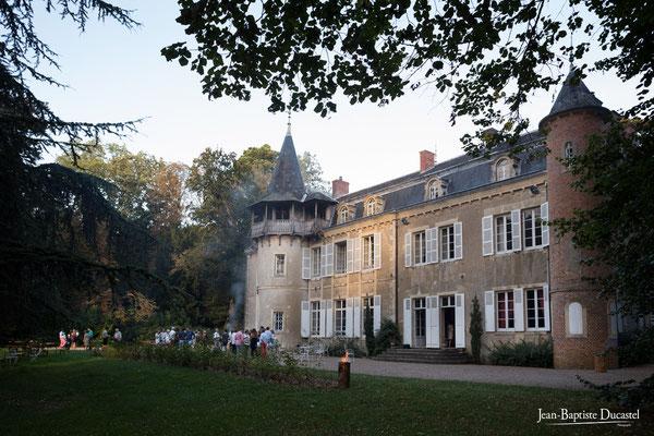 Château de Chalivoy à Ouzouer les Bourdelins, Cher