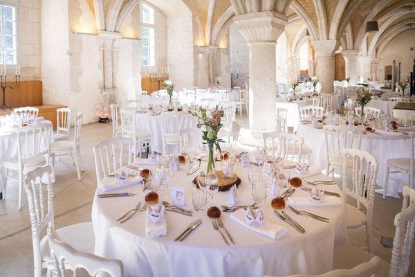 Mariage à l'Abbaye du Valasse