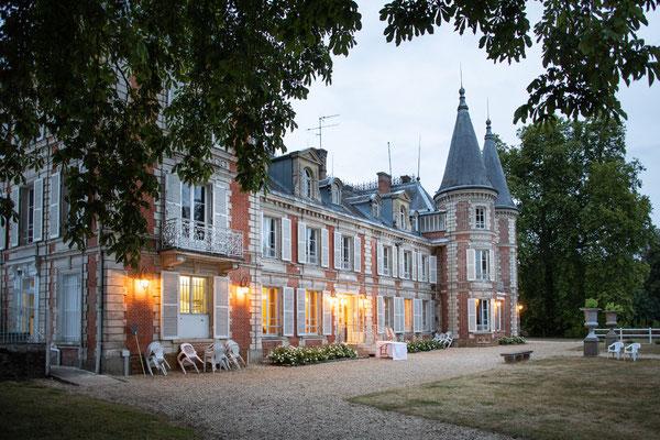 Château de la Plumasserie 77