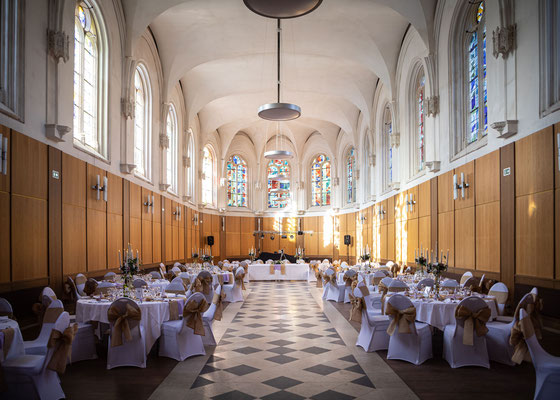 Mariage au Château de Mesnières en Bray - Seine Maritime