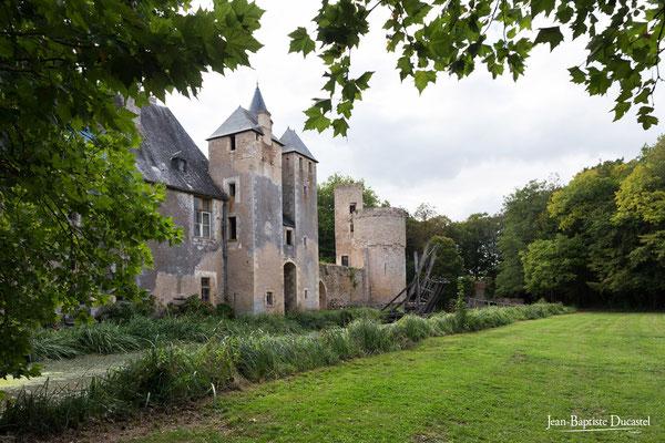Château de Bannegon (Cher)