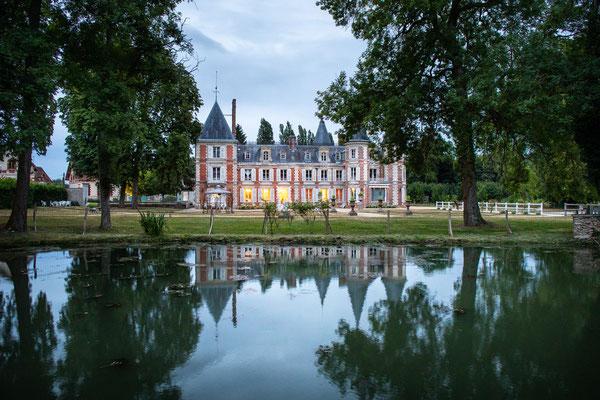 Château de la Plumasserie 77610 Fontenay Tresigny