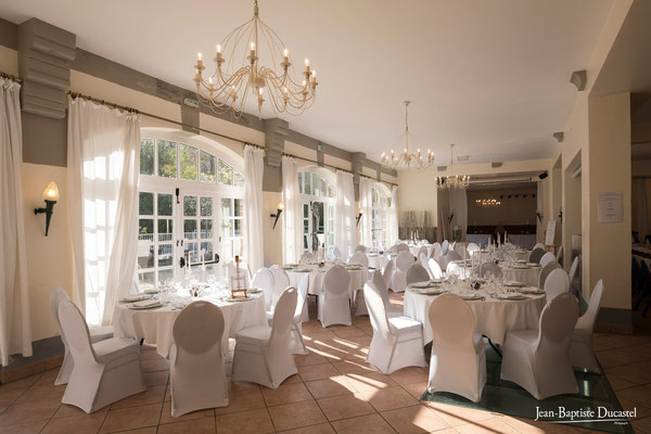 Salle de réception du Domaine de Joinville 76 Seine-Maritime