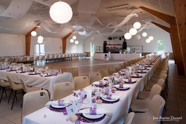 Salles des fêtes d'Yzengremer dans la Somme (80)