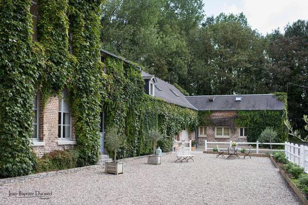 Domaine Le Thurel à Rue ( Baie de Somme )