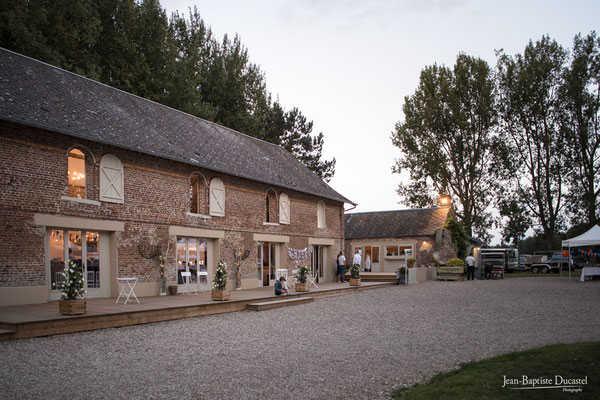 Le Thuel domaine mariage en Baie de Somme