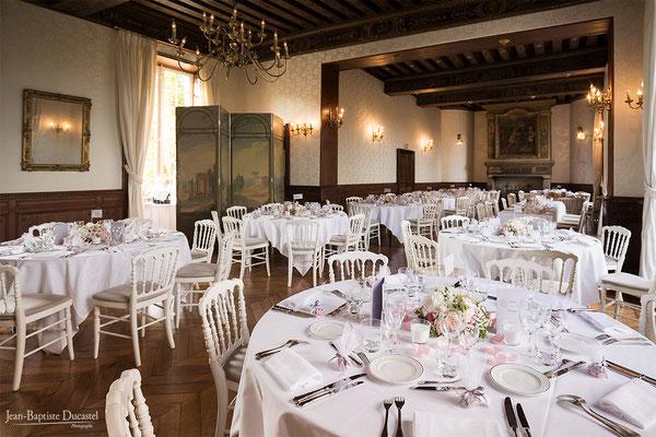 salle du Château de Lesigny