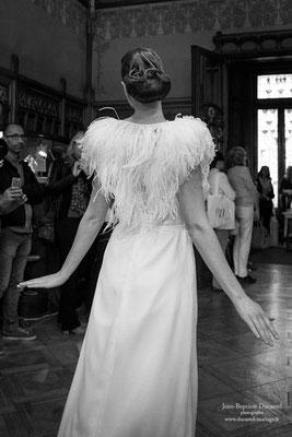 Défilé M-Mariages à Contretemps Amiens