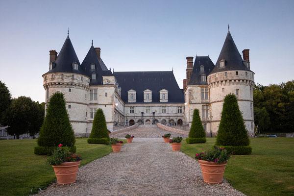Château de Mesnières en Bray